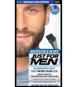 JUST FOR MEN - ZA BRKOVE I BRADU boja: Srednje tamno smeđe M40