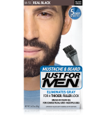 JUST FOR MEN - ZA BRKOVE I BRADU boja: pravo crna M55
